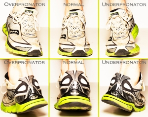 pronation, overpronate, underpronate, normal pronation, foot, feet, running, jogging, shoes, shoe guide
