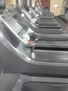 treadmill, training, running