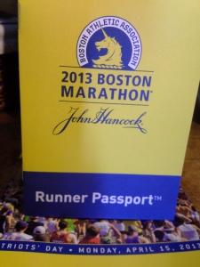 runners passport, boston marathon, marathon training